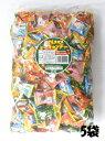 【卸価格】川口製菓 大量5kg クリスマスキャンデー 5キロ 徳用袋 卸特売(約190粒前後入×5袋)