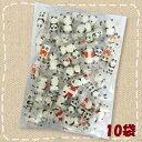 【特価】パンダ マシュマロ ホワイトマシュマロ300g×10袋 大量3kg【徳用袋】