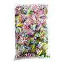 【業務用】1キロ入り 人気上位4種類 スーパーミックスキャンディ 1kg×5袋(大量5キロ)キッコー製菓【1kg徳用キャンデー】【限定品】約133個前後入