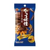 【特価】チョコ柿種 【ブルボン】10個入り1BOX【卸価格】