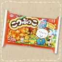 【特価】こつぶっこ 揚げあられ 4パック詰 亀田製菓【卸価格】