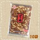 【特価】横浜美濃屋あられ お徳用 ピーナツ入り柿種 ピー柿 220g×10袋【卸価格】