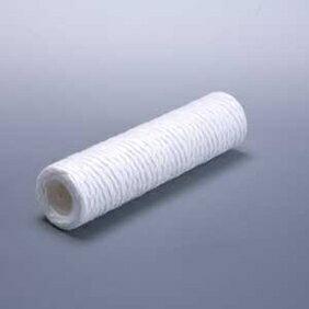 糸巻きフィルター 10インチ ポリプロピレン 1ミクロン SWPP1-10