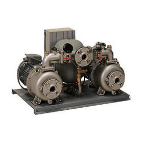川本ポンプ ステンレス製給水ユニット ポンパー KB形 50Hz KB2-405A0.75