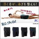 【クーポン使ってさらにお得♪全商品対象!】 メンズ フィットネス水着 ミズノ N2JB4120