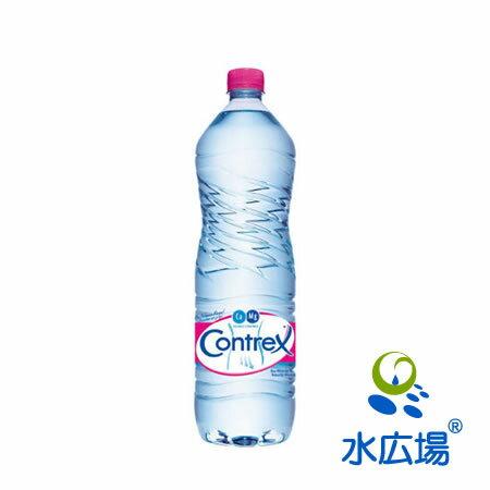 【正規輸入品】コントレックス 1.5Lx12本セット [正規品_SCQマーク付き/ポッカサッポロ品] 硬水正規輸入品の直仕入品です