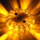 LED警告灯(9パターン発光)マグネット・充電器付き