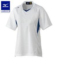 [ミズノ]ゲームシャツ(レディース/ソフトボール)の画像