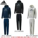 adidas(アディダス)Professional スウェットビッグロゴパーカー 上下セット(BVU24/BVU23)(野球/ベースボール/カジュアル/スポーツ...