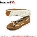 le coq(ルコック)イエナ プレミア(QFM4345BR)(パンプス/カジュアル/靴/シューズ/女性用/レディース)