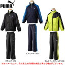 PUMA(プーマ)PLAY TIME 裏メッシュ ウーブン 上下セット(902495/902496)(トレーニング/ウインドブレーカー/ジャケット/パンツ/子供用/ジュニア/キッズ)