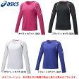 ASICS(アシックス)W'S ウォームロングスリーブシャツ(CFS106)(フィットネス/スポーツ/トレーニング/Tシャツ/裏起毛/保温/長袖/女性用/レディース)