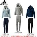 adidas(アディダス)W ID クォーターニットフルジップパーカー パンツ 上下セット(DMW42/DMW43)(スポーツ/トレーニング/フィットネ..