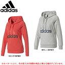adidas(アディダス)W リニアプルオーバー スウェッ