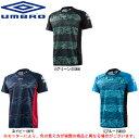 umbro - UMBRO(アンブロ)グラフィックプリント ショートスリーブシャツ(UCA7768)(サッカー/フットサル/フットボール/トレーニング/半袖/Tシャツ/吸汗速乾/男性用/メンズ)