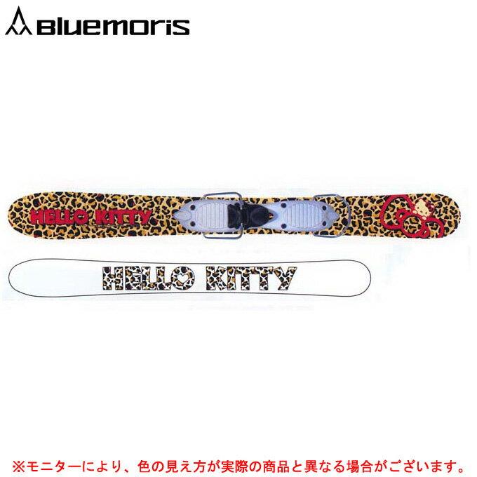 BLUEMORIS(ブルーモリス)レオパードキティAR-4ビンディング付(スキーボード/ウィンタース