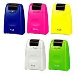 【定型外郵便を選択で送料220円】プラス ローラーケシポン 消しポン けしぽん IS-500CM-B 青 ピンク 黄色 白 緑BLUE,PINK,YELLOW,WHITE,GREEN