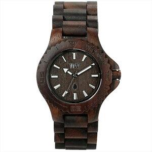 WeWOODウィーウッドDateChocolateMiyotaMovementWatch男性用メンズ腕時計【並行輸入】