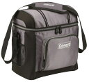 Coleman 16-Can Soft Cooler With Hard Liner евеже╚е╔ев епб╝ещб╝е▄е├епе╣