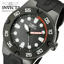 インビクタ Invicta インヴィクタ 男性用 腕時計 メンズ ウォッチ プロダイバーコレクション Pro Diver Collection ブラック 18026SYB ..