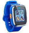 ヴィテック VTech製 キディーズーム スマートウォッチ デラックス Kidizoom Smartwatch DX 全2色【子供用・4歳から9歳・腕時計・時計・多機能・教育玩具・カメラ・ビデオ・写真・ゲーム・アウトドア・サイクリング・スイミング・経度防水・充電池】
