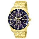 インビクタ Invicta インヴィクタ 男性用 腕時計 メンズ ウォッチ ネイビー 7450 送料無料 【並行輸入品】