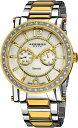 アクリボス Akribos XXIV 男性用 腕時計 メンズ ウォッチ パール AKR465YG 送料無料 【並行輸入品】