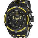 インビクタ Invicta インヴィクタ 男性用 腕時計 メンズ ウォッチ クロノグラフ ブラック 25232 送料無料 【並行輸入品】