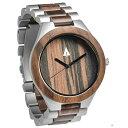 ツリーハット treehut ウッドウォッチ 木製腕時計 男性用 腕時計 メンズ ウォッチ ブラウン HUT004 送料