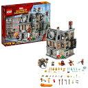 レゴ マーベルスーパーヒーローズ アベンジャーズ LEGO Marvel Super Heroes Avengers: Infinity War Sanctum Sanctorum Showdown 76108 Building Kit (1004 Pieces) 送料無料 【並行輸入品】