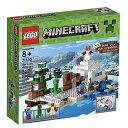 送料無料 レゴ LEGO製 マインクラフト LEGO Minecraft 21120 the Snow Hideout Building Kit 【 レゴ レゴブロック ブロック マインクラフトシリーズ 】