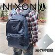 【クリアランスSALE・在庫限り】NIXON [ニクソン] PRINCIPLE BACKPACK /プリンシパル バックパック (C1568) 【MacBook Pro13インチ対応】 [セール]【あす楽対応】 05P20Nov15【メンズ】【レディース】 0824楽天カード分割