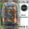 【ただいまポイント10倍中! 11/17 09:59まで】NIXON Landlock Backpack C1953 2014モデル (ニクソン ランドロックバックパック)【あす楽対応】【メンズ】【レディース】【リュック】【デイパック】【通学】【高校生】【送料無料】【PCバッグ】 0824楽天カード分割