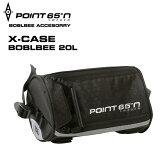 【安心の日本正規品】Point65 X-Case Boblbee 20L (Black) ポイントシックスティーファイブ ボブルビー