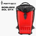 安心の日本正規品 Point65 BOBLBEE 20L GTX ポイントシックスティーファイブ ボ