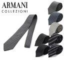 アルマーニ コレツィオーニ ネクタイ メンズ ARMANI COLLEZIONI シルク イタリア製 350027 6SK01 00998 ...