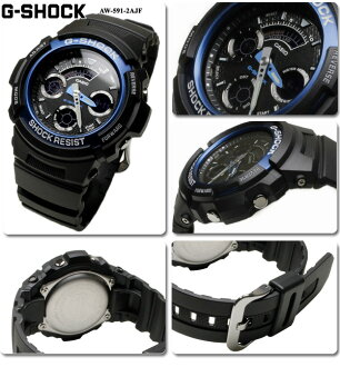 ~ 10 / 31 Casio CASIO g-shock watch men's whole AW-591-2AJF 02P04oct13