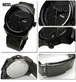 ~ 10 / 31 Diesel DIESEL mens watch DZ1474 02P04oct13