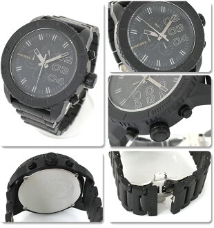 ~ 10 / 31 Diesel DIESEL watch men's chronograph DZ4222 02P04oct13