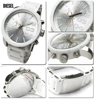 ~ 10 / 31 Diesel DZ4253 watch men's chronograph 02P04oct13