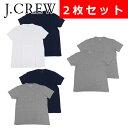 新品 J.CREW Tシャツ 無地 人気