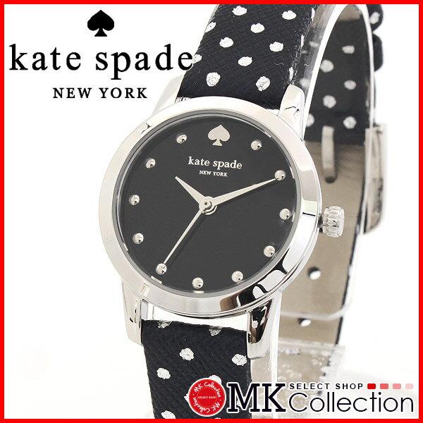 ケイトスペード 時計 レディース Kate Spade METRO MINI DOT 腕時計 おすすめ レザー KSW1023 KSW1023 レディース カジュアル アメリカ