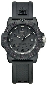 ~ 10 / 31 Luminox LUMINOX watch ladies Navy Seals BLACKOUT 7051BO 02P04oct13