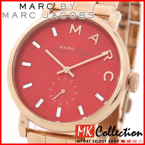 マークバイマークジェイコブス 時計 レディース メンズ MARC JACOBS ベイカー Baker 腕時計 MBM3344 カジュアル クラシック エレガンス 女子 アメリカ【低い】