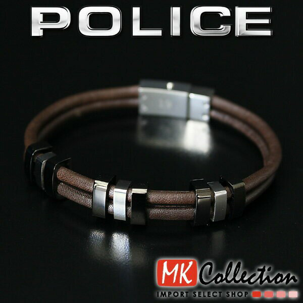 Police POLICE bracelets 20390 BSC03 02P10Jan15