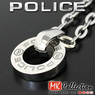Police POLICE necklace 23365 PSS01 02P04oct13