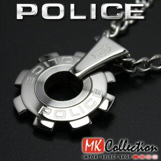 ポリスPOLICEネックレス24232PSS01