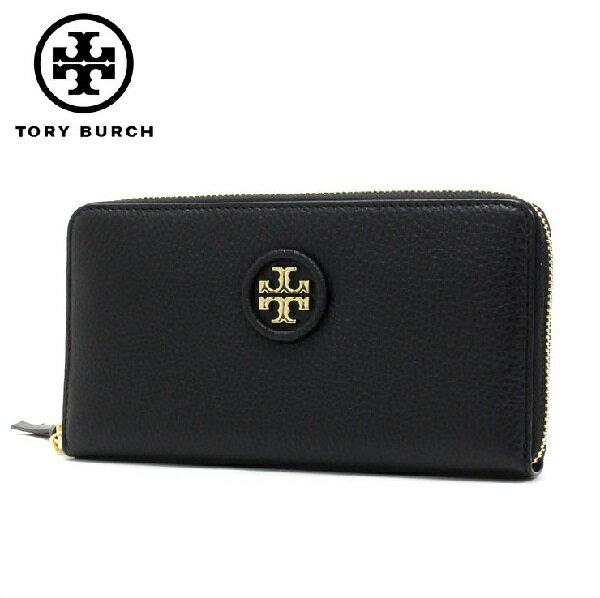 トリーバーチ 長財布 レディース TORY BURCH Wallet BLACK 40919 001 【当店全品送料無料♪】
