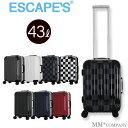 小型 スーツケース(Sサイズ)30L縦型フレームタイプ46cm 約1日〜2日向き機内持ち込み可送料無料・1年保証付