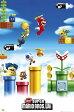 NEWスーパーマリオブラザーズWii MARIO & LUIGI GBA022 ポスター ゲームファンシー雑貨 POSTER